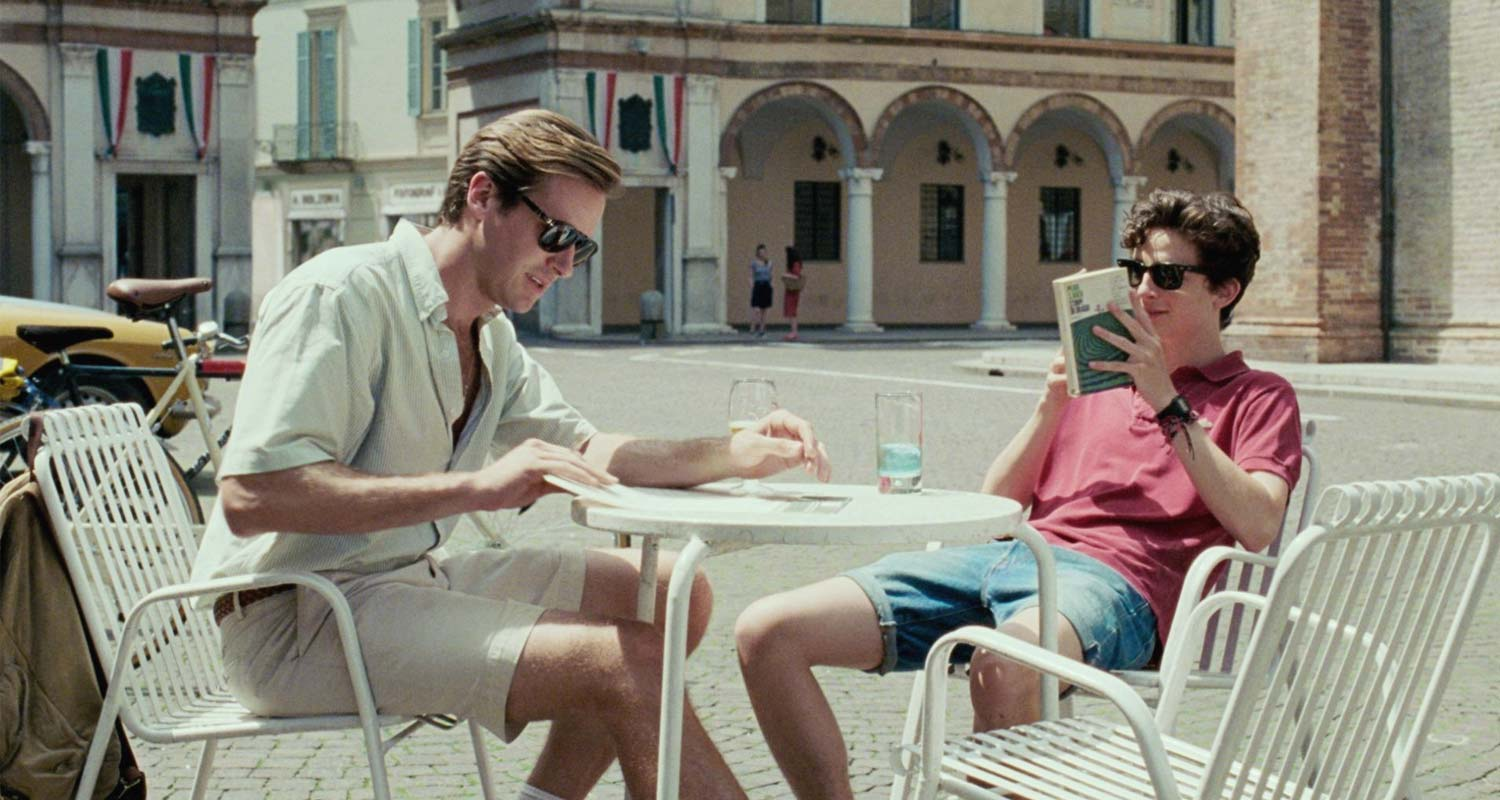 Call Me By Your Name : « And I'll Call You By Mine »