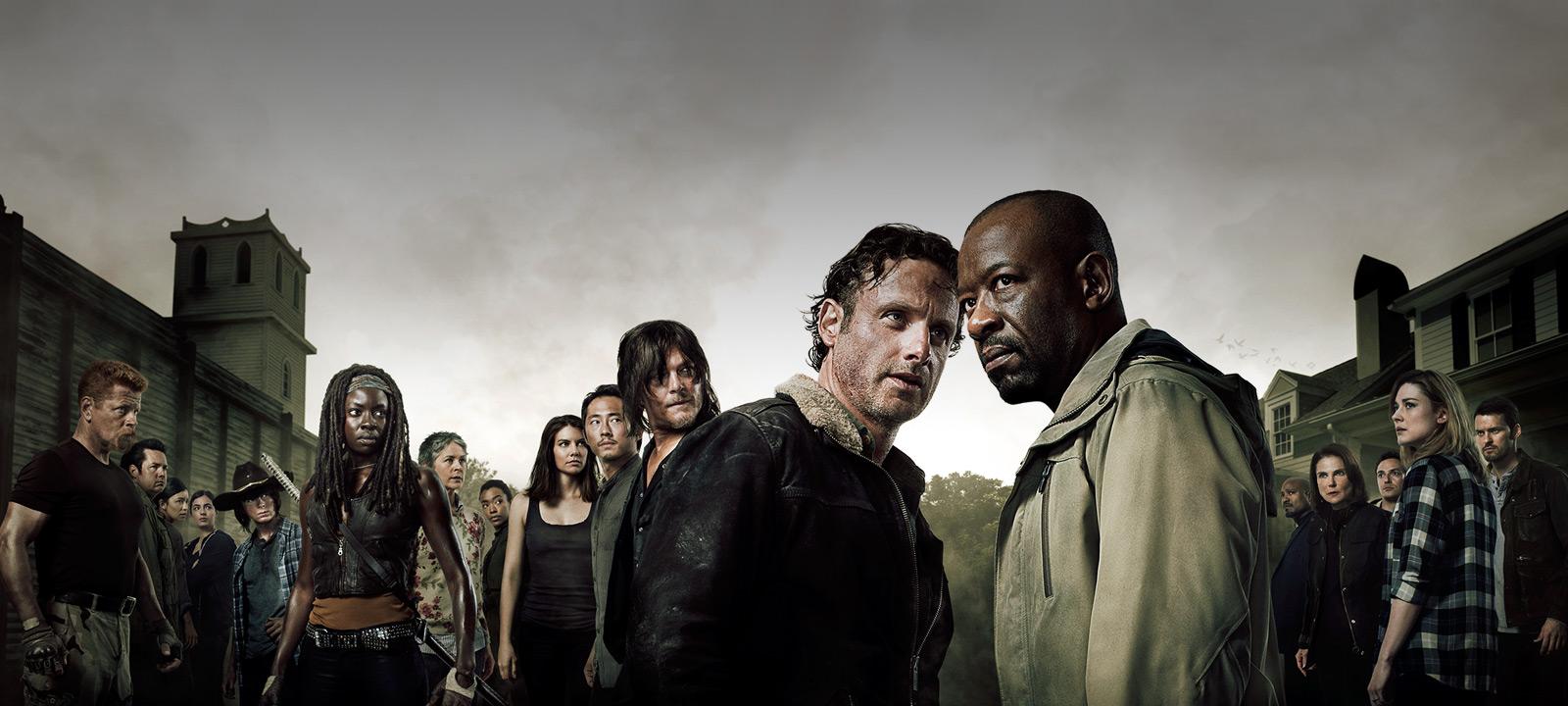 Pourquoi j'ai arrêté The Walking Dead
