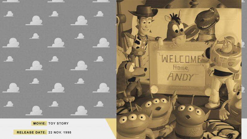 Pourquoi Toy Story est mon film préféré ?