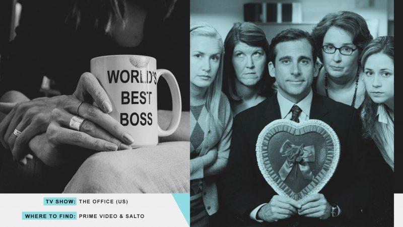 J'ai terminé The Office (US)